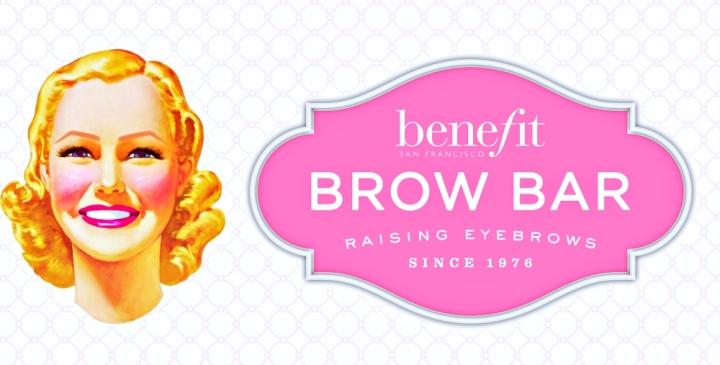 brow bar Benefit